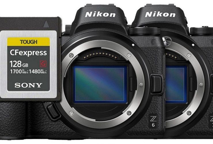 Nikon công bố nâng cấp mới nhất cho Z6 và Z7: tương thích thẻ CFExpress và bổ sung quay video RAW