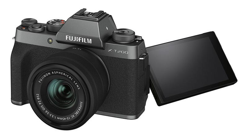 Fujifilm trình làng X-T200 và ống kính XC 35mm f/2 giá tốt | 50mm Vietnam