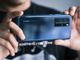 [Bộ ảnh] Trải nghiệm Huawei P40 Pro với 50mm Vietnam