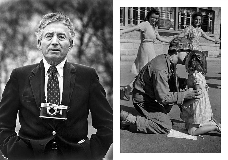Tony Vaccaro - Nhiếp ảnh gia nổi tiếng Thế chiến 2 đánh bại COVID-19 ở tuổi 97