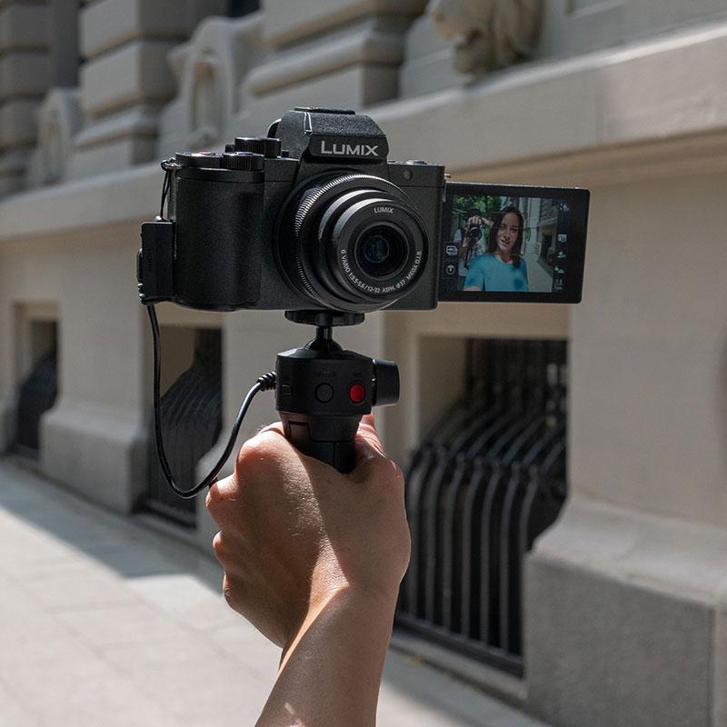Panasonic Lumix G100 - Chiếc máy ảnh hướng đến người sáng tạo nội dung   50mm Vietnam - Chuyên trang máy ảnh