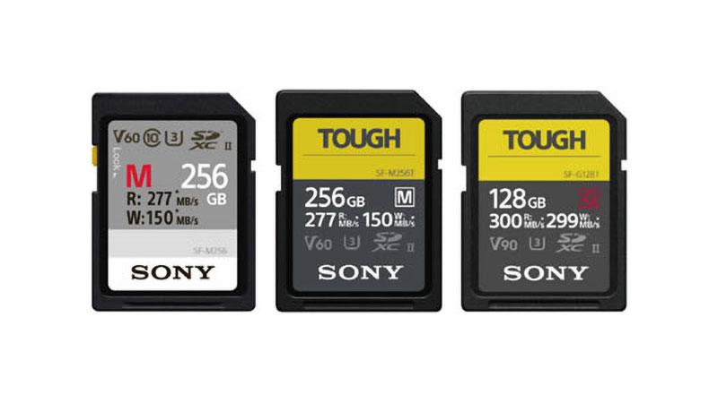 Thẻ nhớ Sony M/TOUGH M/TOUGH G gặp lỗi, hãng sẽ đổi mới cho người dùng | 50mm Vietnam Chuyên Trang Nhiếp Ảnh