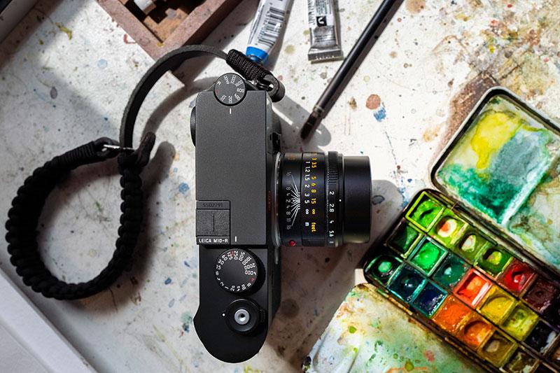 Leica M10-R: Khi chất lượng quang học đỉnh cao kết hợp độ phân giải lớn