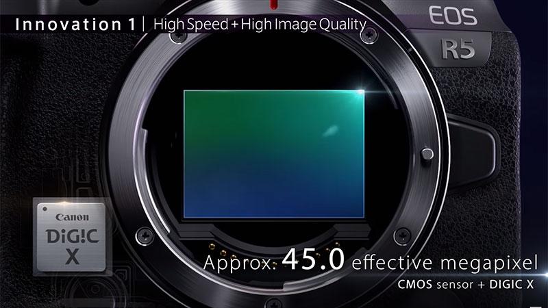 Canon EOS R5 - Một triều đại mới của Canon bắt đầu | 50mm Vietnam - Chuyên trang Nhiếp ảnh
