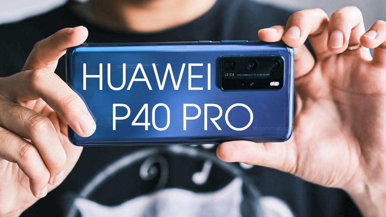Huawei P40 Pro - Điện thoại chụp ảnh tốt nhất? | 50mm Vietnam