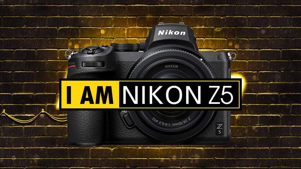 Nikon Z5 - Tân binh full-frame dành cho người mới | 50mm Vietnam - Chuyên Trang Nhiếp Ảnh