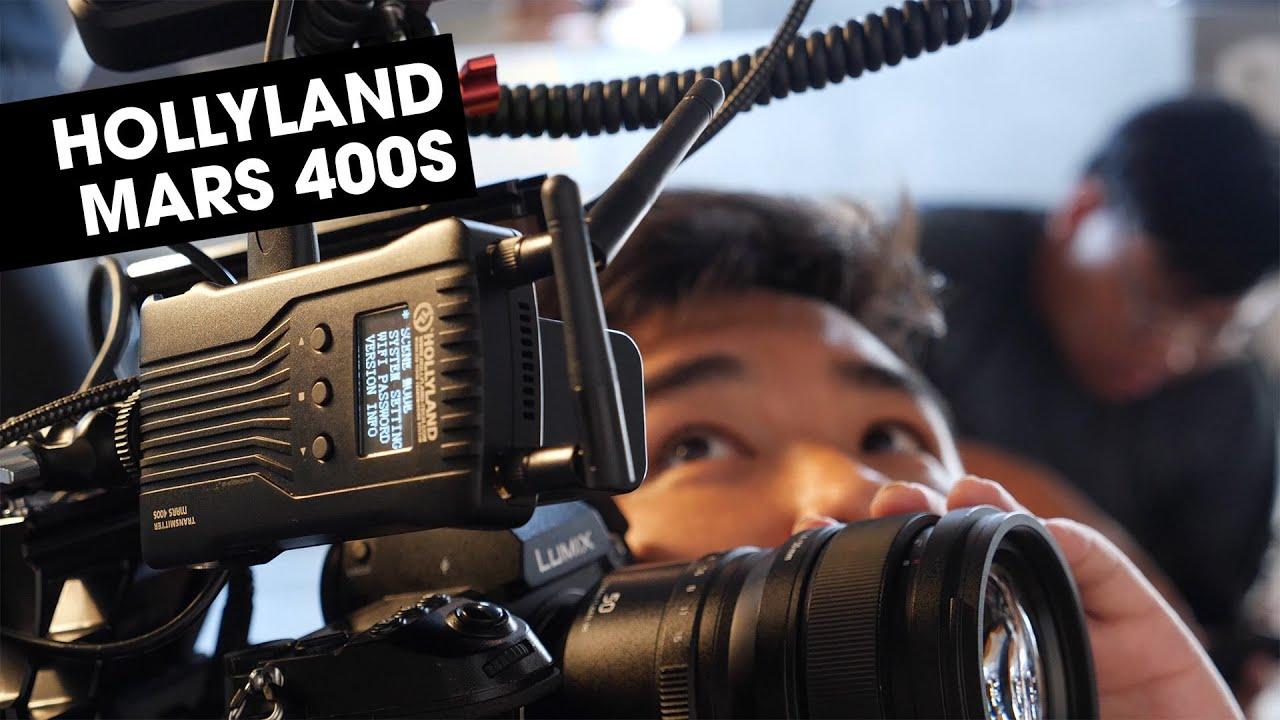 Truyền hình ảnh không cần dây? Hollyland Mars 400S - Sự lựa chọn lý tưởng cho người làm video! | 50mm Vietnam - Chuyên trang nhiếp ảnh