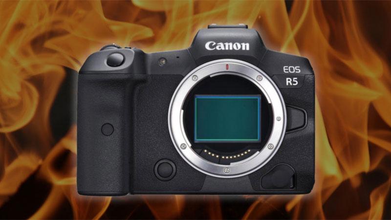 Người dùng đã tìm ra cách cho Canon EOS R5 quay 8K liên tục | 50mm Vietnam - Chuyên trang nhiếp ảnh
