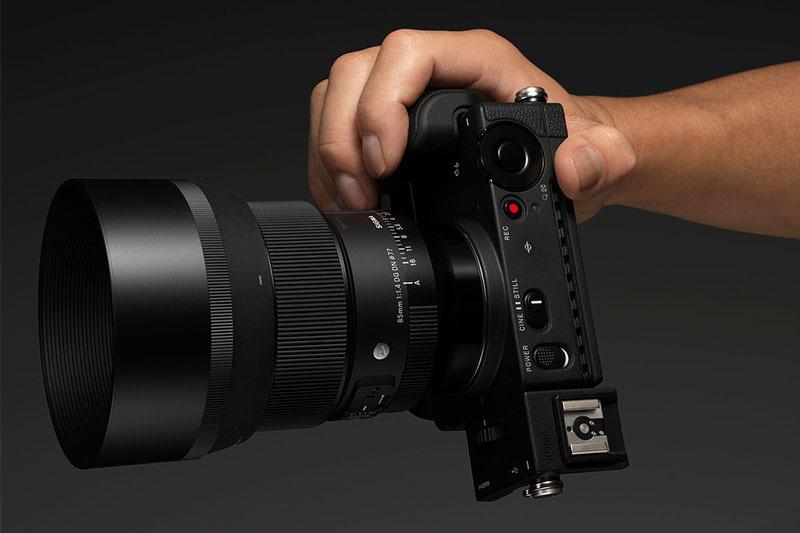 Sigma 85mm f/1.4 DG DN Art - Chiếc ống kính chân dung hoàn toàn mới cho ngàm E và L