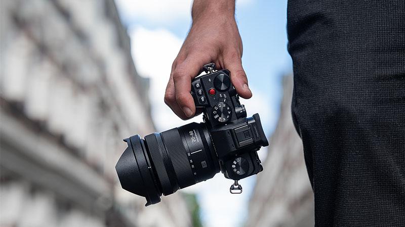 Lumix S5 - Chiếc máy ảnh full frame quay phim siêu đỉnh ở tầm giá entry | 50mm Vietnam - Chuyên Trang Nhiếp Ảnh