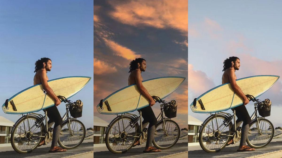 Thay thế bầu trời (Sky Replacement) chỉ với vài click trong phiên bản Photoshop sắp tới