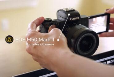 Canon EOS M50 Mark II - Hồi kết ngàm M? | 50mm Vietnam - Chuyên Trang Nhiếp Ảnh