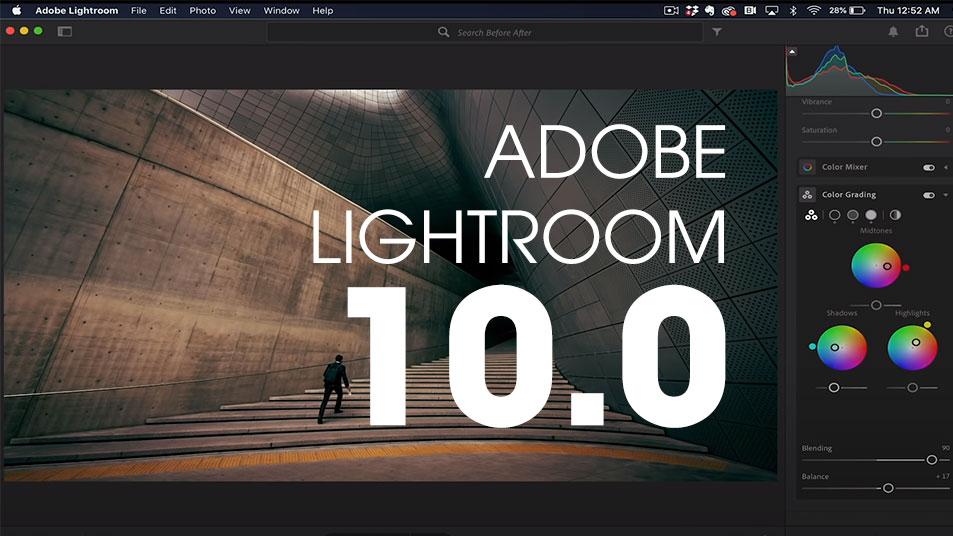 Lightroom 10 ra mắt! Công cụ hiệu chỉnh màu mạnh mẽ!   50mm Vietnam - Chuyên Trang Nhiếp Ảnh