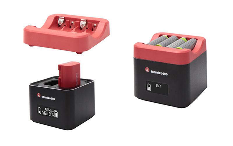 Manfrotto ra mắt bộ đôi pin và sạc kép - Hứa hẹn mạnh hơn hàng chính hãng | 50mm Vietnam