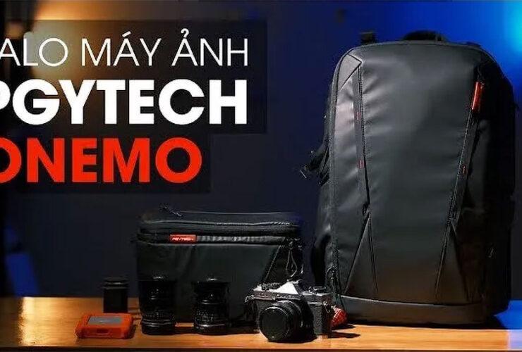Balo máy ảnh cho người làm nghề - PGYTECH OneMo | 50mm Vietnam