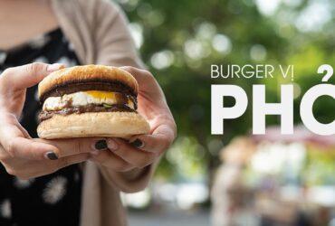 Đại chiến chụp ảnh Burger vị Phở cùng ống kính 7Artisans 50mm f/1.1