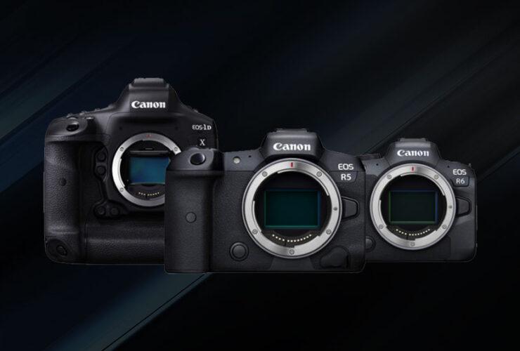 Canon cập nhật firmware trên các dòng máy ảnh: R5, R6, 1DX III và một vài dòng máy khác | 50mm Vietnam
