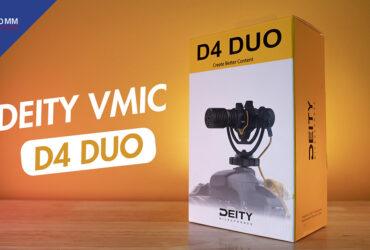 DEITY D4 DUO - Chiếc microphone đặc trị cho dân Vlog | Gear Review