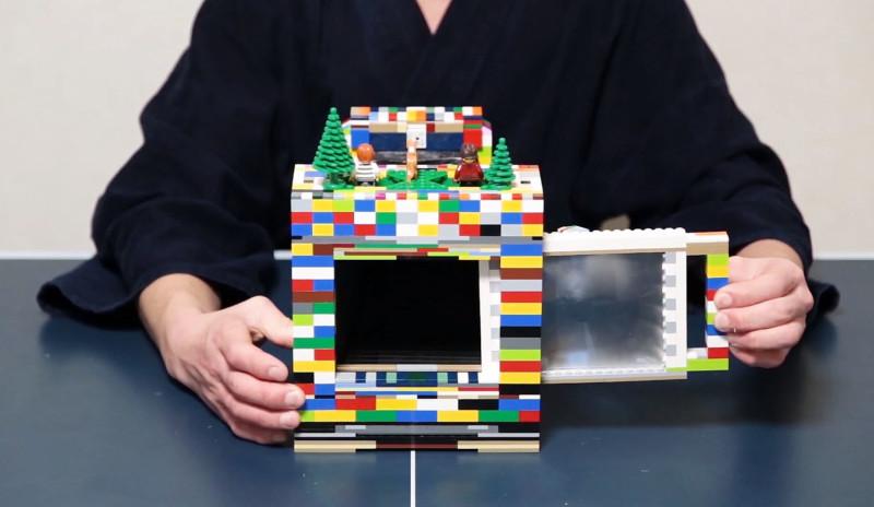 Sáng tạo không giới hạn với chiếc máy ảnh bằng LEGO | 50mm Vietnam - Chuyên Trang Nhiếp Ảnh