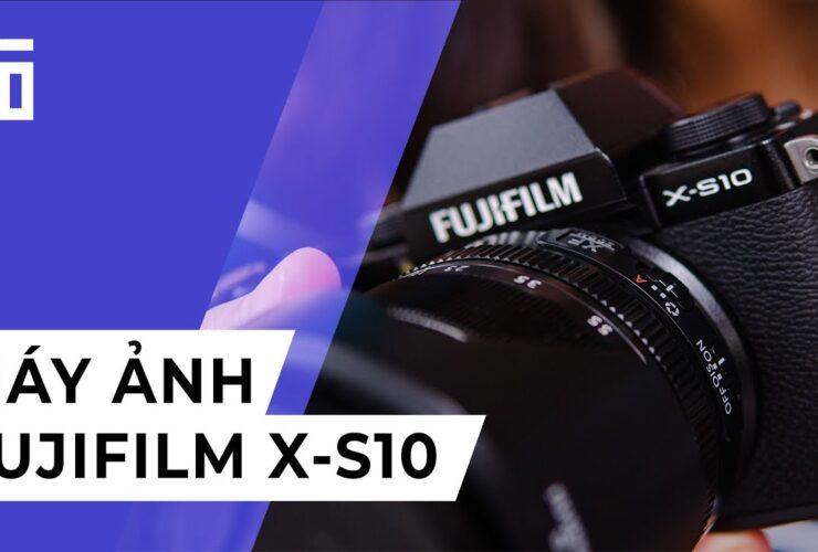Đánh giá chi tiết máy ảnh Fujifilm X-S10 | 50mm Vietnam