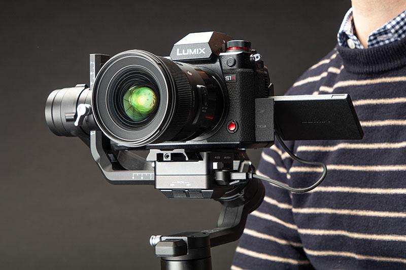 PANASONIC UPDATE FIRMWARE MỚI NHẤT CHO HỆ MÁY LUMIX S | 50mm Vietnam