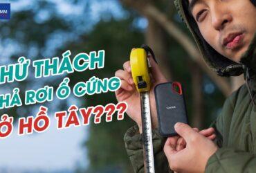 Dân chơi ảnh hay làm video NÊN CÓ CHIẾC Ổ CỨNG DI ĐỘNG NÀY | SanDisk Extreme Portable SSD E61 | 50mm Vietnam