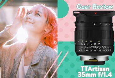 Ống kính TTArtisan 35mm f/1.4 - Ảnh đẹp từ khẩu f/1.4 | 50mm Vietnam