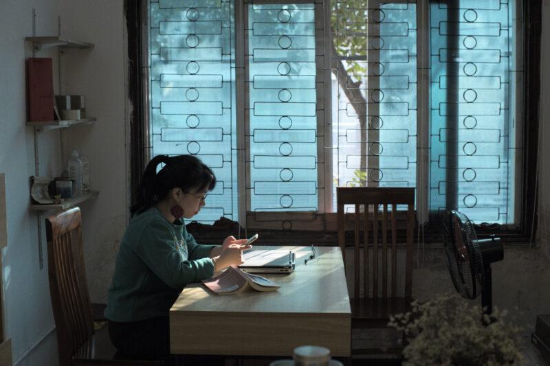 Ảnh chụp thật màu giả lập phim L.ClassicNEO trên Lumix S5 của Panasonic   50mm Vietnam