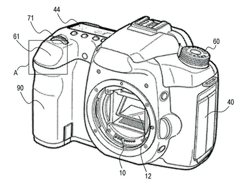 Canon có thể sẽ loại bỏ nút chụp ảnh truyền thống?   50mm Vietnam - Chuyên Trang Nhiếp Ảnh