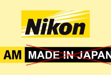 Nikon sẽ ngừng sản xuất máy ảnh tại Nhật Bản | 50mm Vietnam - Chuyên Trang Nhiếp Ảnh