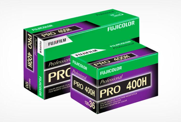 Fujifilm Pro 400H chính thức bị ngừng sản xuất | 50mm Vietnam - Chuyên Trang Nhiếp Ảnh