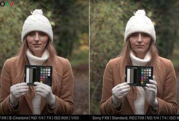 Sony a7S III sẽ có profile màu điện ảnh S-Cinetone | 50mm Vietnam