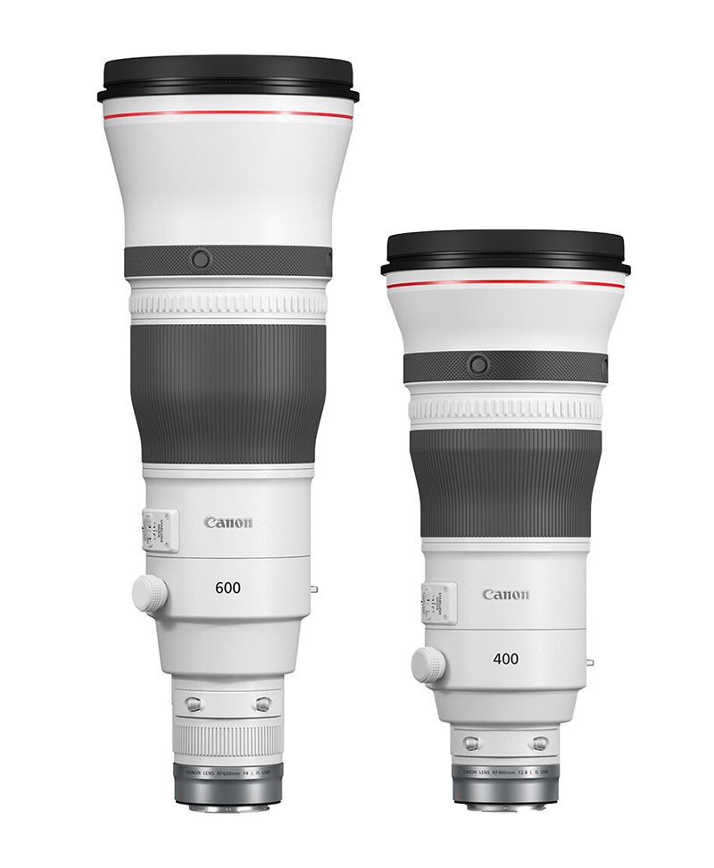 Bộ ba ống kính tele mới của Canon - RF 100mm f/2.8, RF 400mm f/2.8 và RF 600mm f/4 | 50mm Vietnam - Chuyên Trang Nhiếp Ảnh