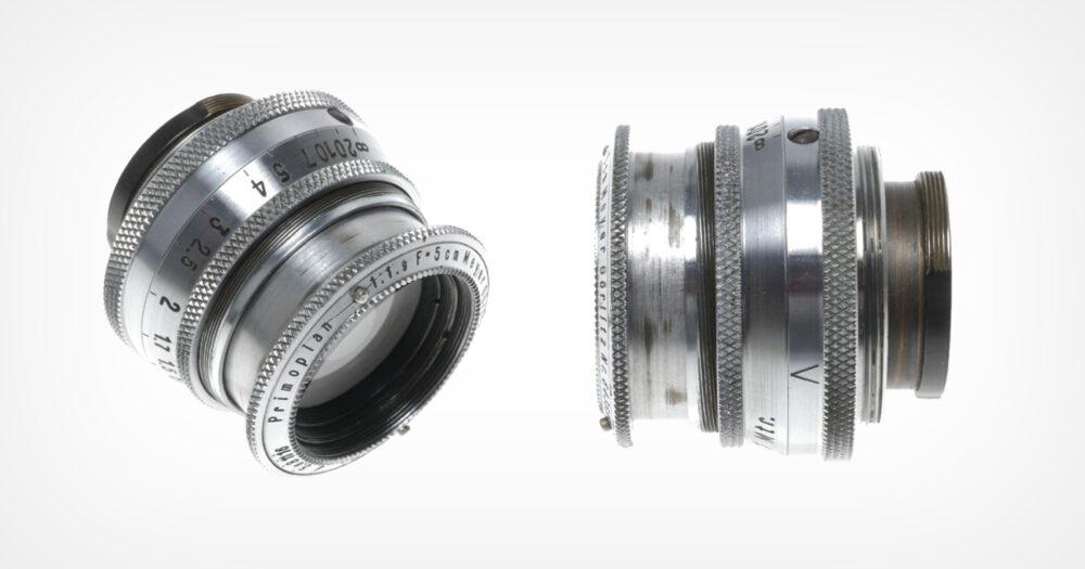Ống kính Leica mua chỉ $10 nhưng được bán với giá 50,000$ chỉ sau 24 giờ! | 50mm Vietnam - Chuyên Trang Nhiếp Ảnh