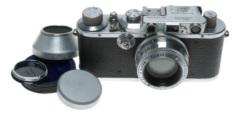 Ống kính Leica mua chỉ $10 nhưng được bán với giá 50,000$ chỉ sau 24 giờ!   50mm Vietnam - Chuyên Trang Nhiếp Ảnh