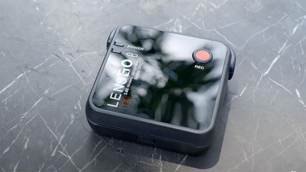 LensGO LWM 348C - Micro nhỏ gọn, giá hợp lý, tiếng ổn áp để làm video | 50mm Vietnam