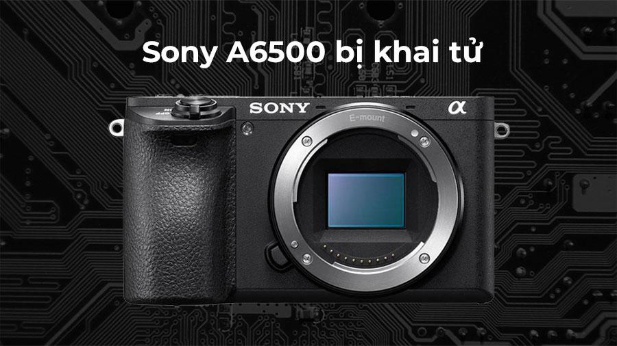Sony A6500 chính thức bị khai tử | 50mm Vietnam - Chuyên Trang Nhiếp Ảnh