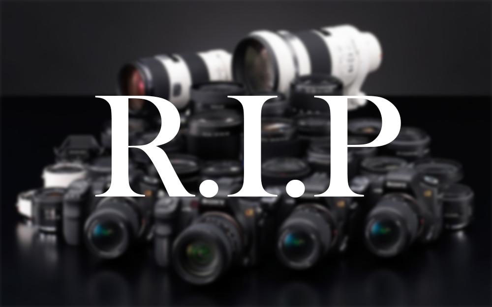 Dấu chấm hết của ngàm Sony A | 50mm Vietnam - Chuyên Trang Nhiếp Ảnh