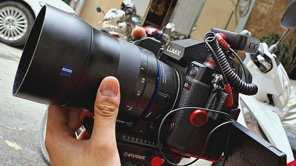 2021 rồi và 50mm Vietnam quay video bằng máy gì nhỉ? Lumix S1H | 50mm Vietnam