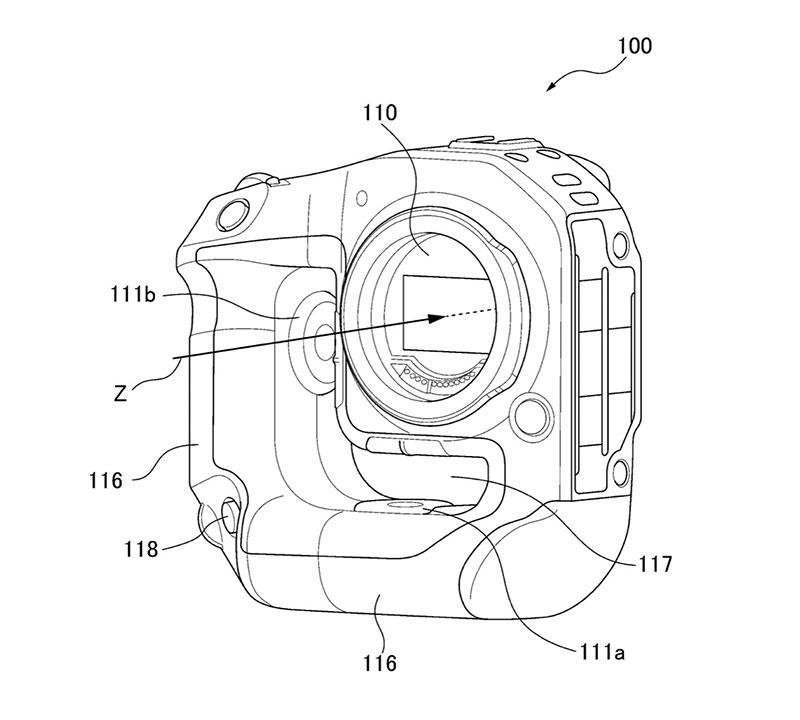 Canon và chiếc máy ảnh có thiết kế dị - Đục lỗ thân máy?   50mm Vietnam - Chuyên Trang Nhiếp Ảnh