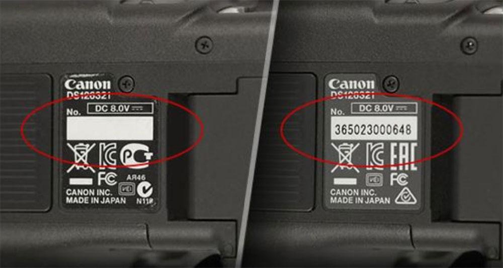 Canon phát triển micro-site phân biệt Canon thật giả và hàng ngoài | 50mm Vietnam - Chuyên Trang Nhiếp Ảnh