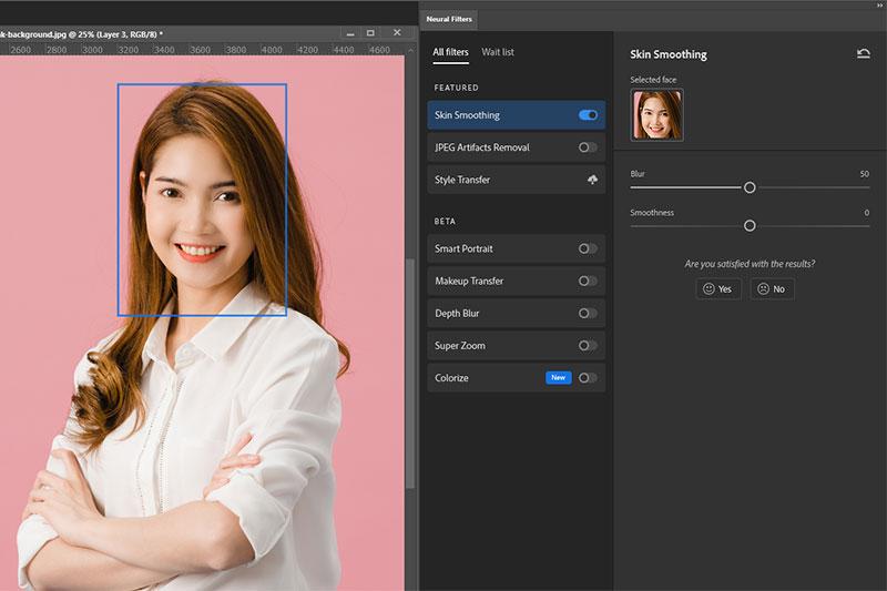 Neural Filters trong Photoshop 2021 - Có thực sự xứng đáng? | 50mm Vietnam - Chuyên Trang Nhiếp Ảnh
