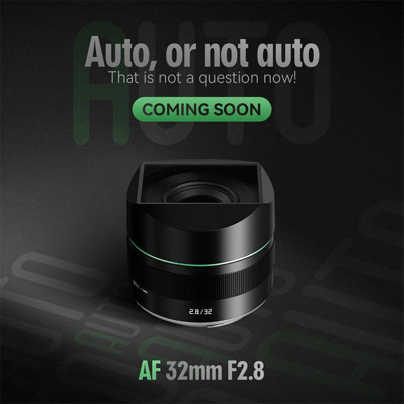TTartisan 32mm F/2.8 - ống kính AF đầu tiên của hãng cho cả máy ảnh full-frame và APS-C   50mm Vietnam - Chuyên Trang Nhiếp Ảnh